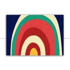 Quadro Traços abstratos I por Vitor Costa