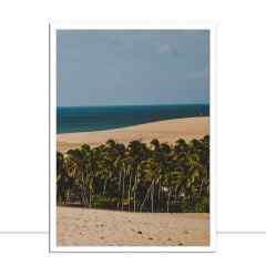 Quadro Tropical por Fayson Merege