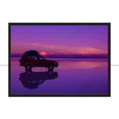 Quadro Uyuni Magic Sunset por Fayson Merege