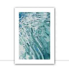 Quadro Water Wave por Joel Santos