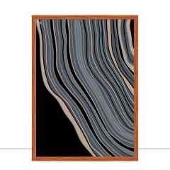 Quadro Wind Lines II por Joel Santos
