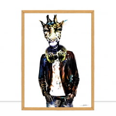 Giraffe Style por Joel Santos