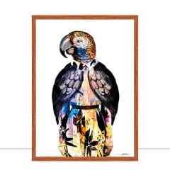 Macaw Style por Joel Santos